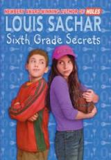 sixth-grade-secrets-louis-sachar-hardcover-cover-art